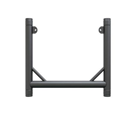 Global Truss DT-QUICK GRID BLK Modular Grid Section For Moving Heads, Black