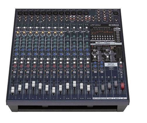 Yamaha EMX5016CF-CA 500W 16 Channel Powered Mixer