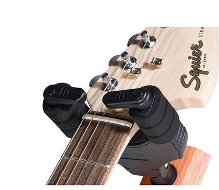 On-Stage GS8730CHWood Locking Guitar Hanger (Cherry)