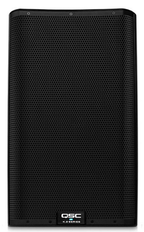 "QSC K12.2 Active Speaker 12"" 2-Way Powered Speaker, 2000W"