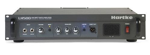 Hartke LH500 500W Bass Amplifier Head