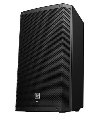 """Electro-Voice ZLX-15BT 15"""" Powered Speaker With Bluetooth"""