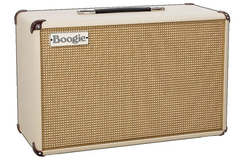 Mesa Boogie California Tweed Cabinet 2x12 Extension Speaker Cabinet
