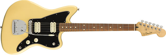 Fender Player Series Jazzmaster Offset Solidbody Electric Guitar with Pau Ferro