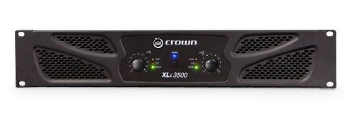 Crown XLi3500 2-Channel, 1350W at 4 Ohm Power Amplifier