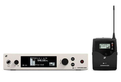 Sennheiser EW 300 G4-BASE SK-RC ew300 G4 UHF Wireless Body-Pack System, No Mic