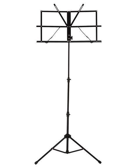 Ravel Folding Music Stand, Black