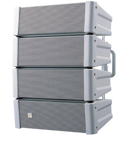 TOA HX-5W 600W Variable Dispersion Speaker, White