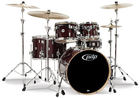 Pacific Drums PDCM2216 Concept Series Maple 6-Piece Shell Pack