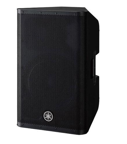 "Yamaha DXR12mkII 12"" 2-way 1100W Powered Loudspeaker"