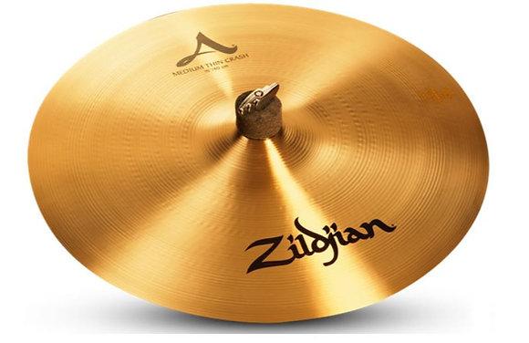 """Zildjian A0230 16"""" A Medium Thin Crash"""
