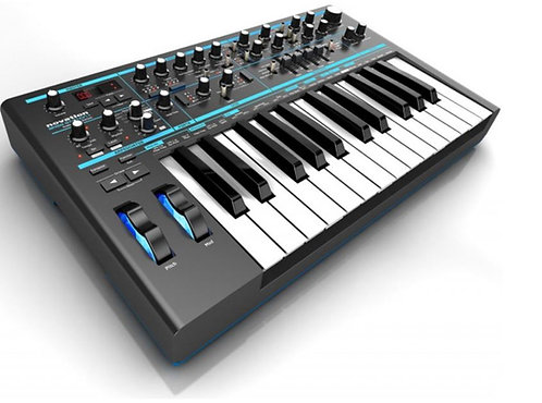 Novation BASS-STATION-II Bass Station II 25-Key Analog Mono-Synth