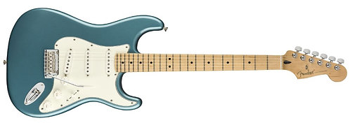 Fender Player Series Stratocaster Strat Solidbody Electric Guitar with Maple Fin