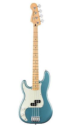 Fender Player Precision Bass Maple Fingerboard Left-Handed  Black
