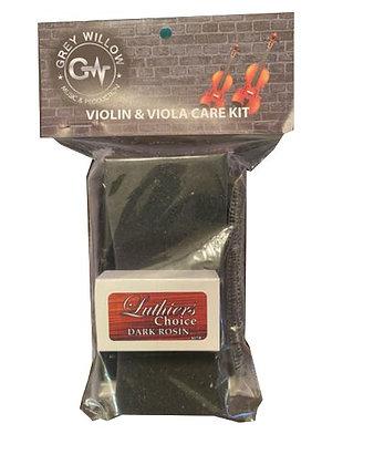 GWM- VIOLIN / VIOLA CAREKIT