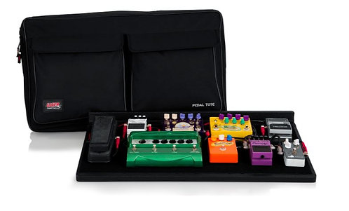 """Gator GPT-PRO-PWR 30""""x16"""" Pedal Board with Gig Bag and Power Supply"""