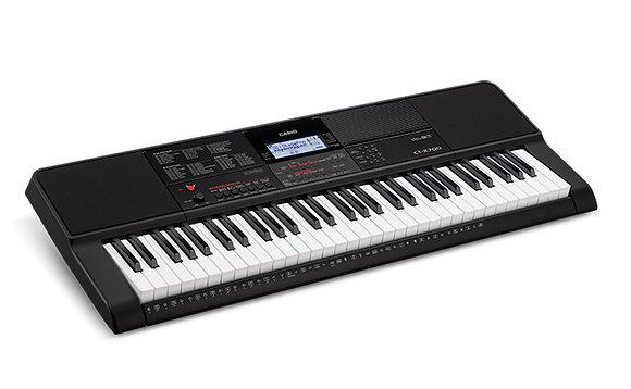 Casio - Casio 61-Note Keyboard Replaces Ctk4400-U