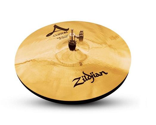 """Zildjian A20550 14"""" A Custom MasterSound HiHat Pair"""