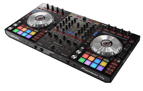 Pioneer DDJ-SX3 4 Channel DJ Controller for Serato