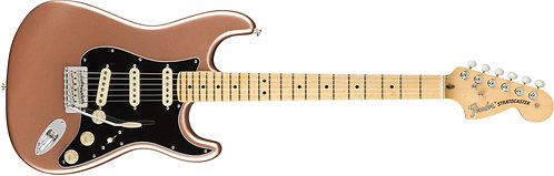 Fender American Performer Stratocaster Strat Solidboady Electric Guitar with map