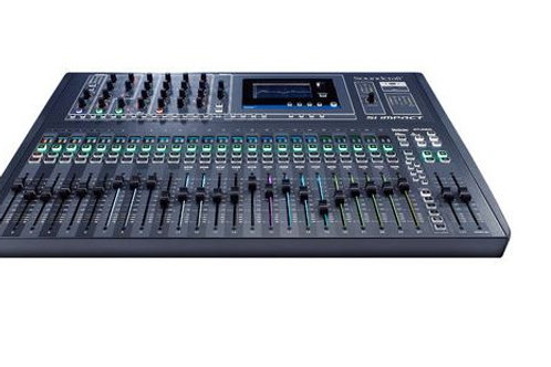 soundcraft 5056170 32 channel digital mixer with 32x32 usb interface grey willow music. Black Bedroom Furniture Sets. Home Design Ideas