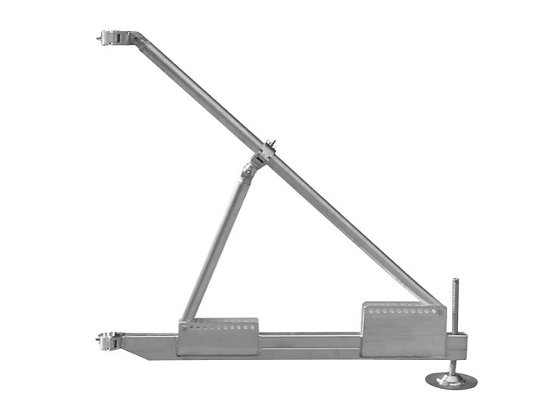 """Show Solutions OUTRIGGERC50 50"""" Aluminum Clamp-on Outrigger"""
