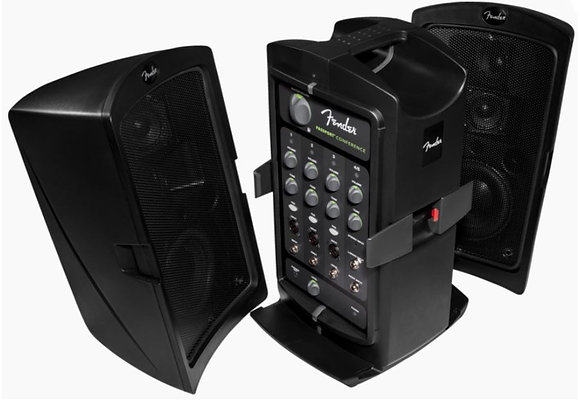 Fender Passport Conference 175W 5-Channel Portable PA System