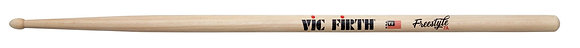 Vic Firth American Concept Freestyle 7A Drum Sticks One Pair of 7A Hickory Drum