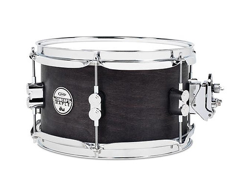 Pacific SN0612BWCR 6x12 Black Wax over Maple Snare Drum