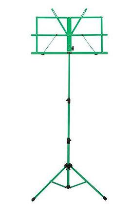 Ravel Folding Music Stand, Green