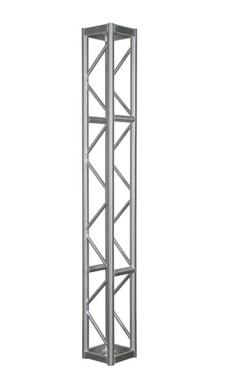 "Show Solutions EP1208 8' Long, 12""x12"" Square Bolted Truss"