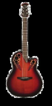 Ovation Acoustic Electric - Celebrity Elite Guitars Mid Depth Bowl