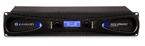Crown XLS2502 2-Channel, 775W at 4 Ohm Power Amplifier