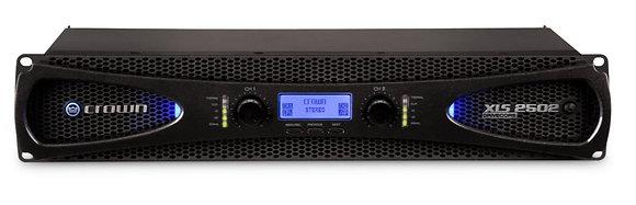 Crown XLS2502 2-Channel, 775W at 4 Ohm Power Amplifier