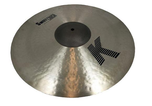 """Zildjian K0712 20"""" K Zildjian Sweet Crash Cymbal"""