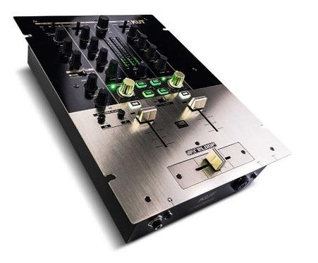 Reloop KUT 2-Channel Digital Battle FX Mixer with Innofader