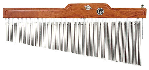 Latin Percussion LP513 72 Bar Double Row Studio Series Bar Chimes with Striker