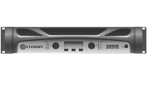 Crown - XTI1002XTi 2 Series 1.4kW Amplifier with DSP
