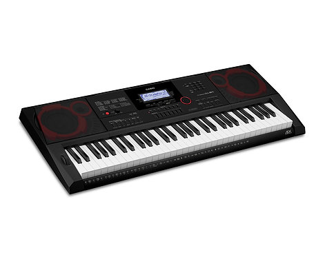 Casio CTX3000 portable keyboard with 61 touch senstive keys