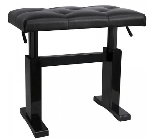"""On-Stage KB9503B 17-22"""" Adjustable Piano Bench"""