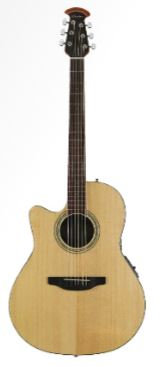 Ovation Celebrity Standard Acoustic Electric Mid Depth Bowl
