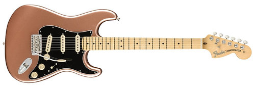 Fender American Performer Stratocaster Strat Solidboady Electric Guitar