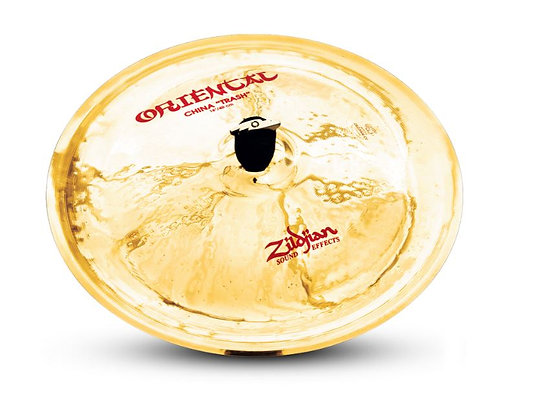 "Zildjian A0616 16"" Oriental China Trash"