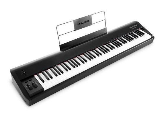 M-Audio HAMMER-88 Hammer 88 88-Key Hammer-Action USB/MIDI Controller