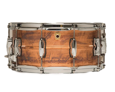 Ludwig LC661 Copper Phonic Snare Drum - 5x14""