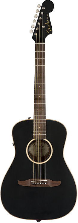 Fender Malibu Special Acoustic-Electric Guitar with Solid Sitka Spruce Top