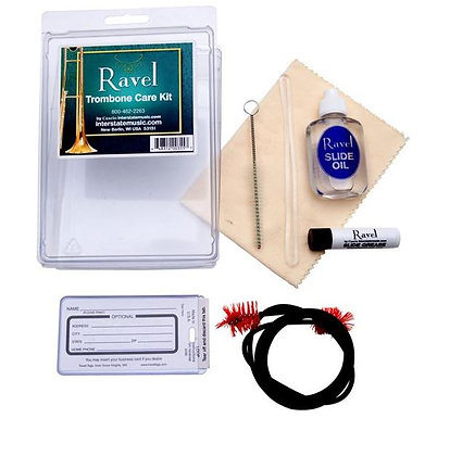 Ravel OP344 - Trombone Care Kit