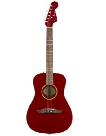 Fender Malibu Classic Acoustic-Electric Guitar with Solid Sitka Spruce Top