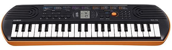 Casio - 37 Note Keyboard W/ Lcd Screen