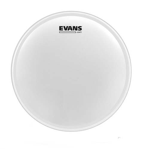 """Evans B14UV1 14"""" UV1 Coated Drumhead"""